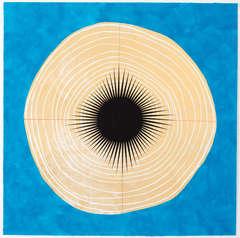 Tree Rings for Judith Pancake (Gold) 5