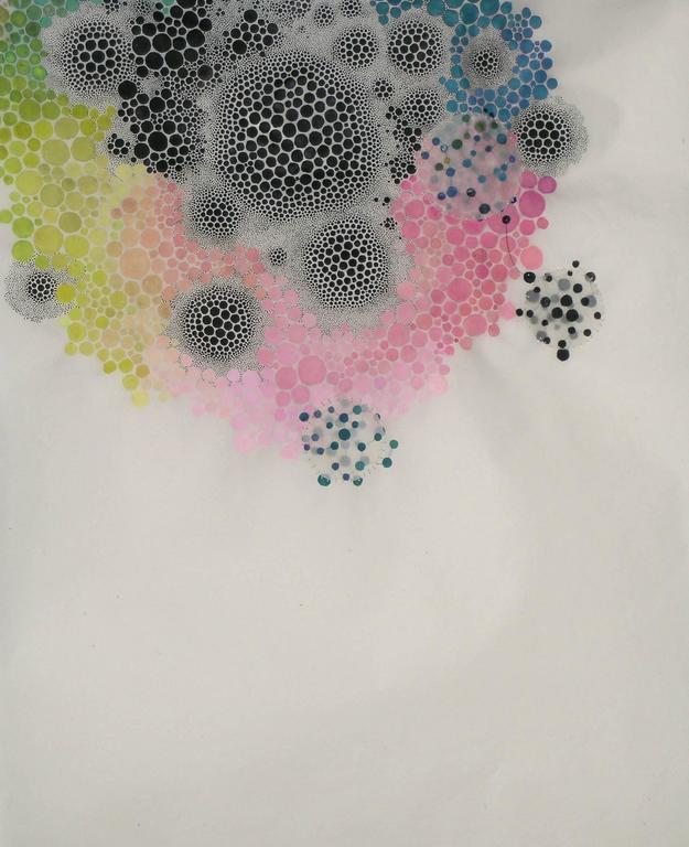 Toxic Desire - Mixed Media Art by Karen Margolis