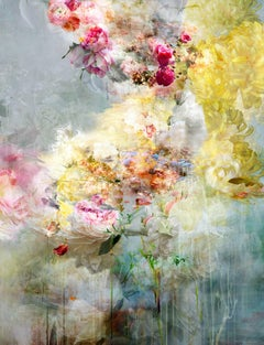 Songs For Dead Heroes # 9 large abstract pastel color landscape photography