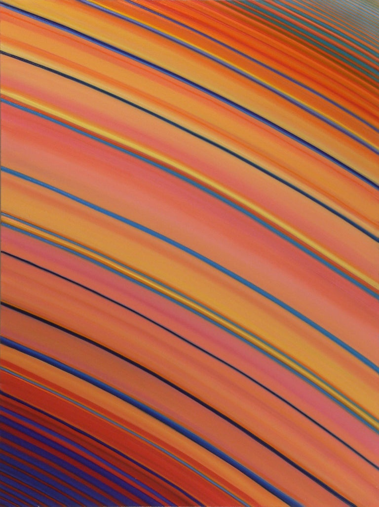 Chris Gallagher Abstract Painting - Onandon (2)