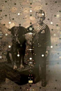 Boy with Spirit Dog 2