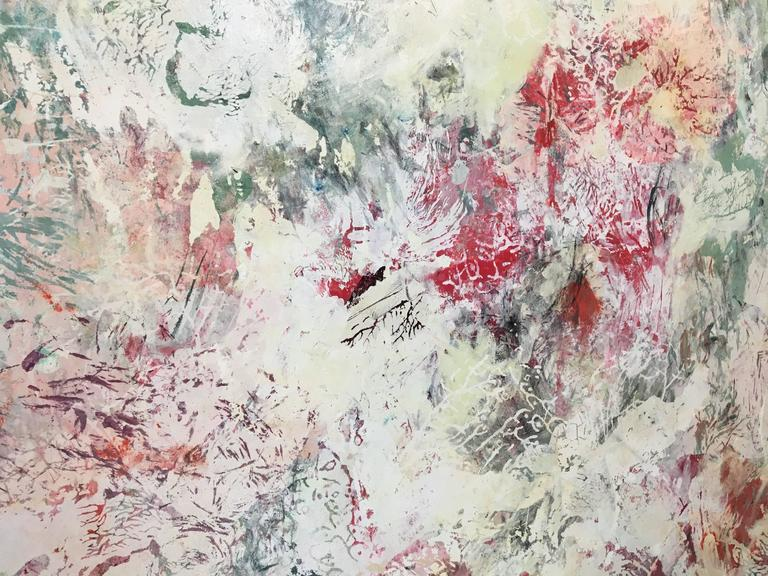Amelie Ducommun - Unfolding Memories #8- Abstract painting ...
