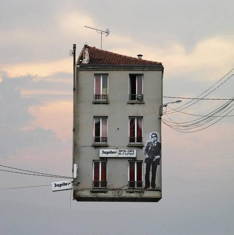 Gainsbourg - Digital Color Photograph