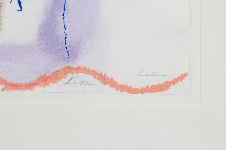 Beginnings - Print by Helen Frankenthaler