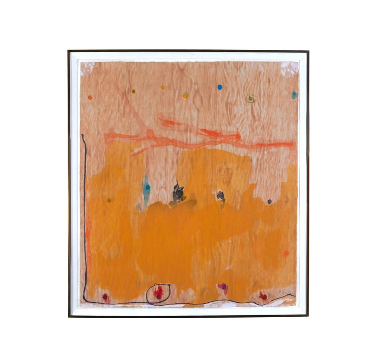 Helen Frankenthaler - Tales of Genji II 1