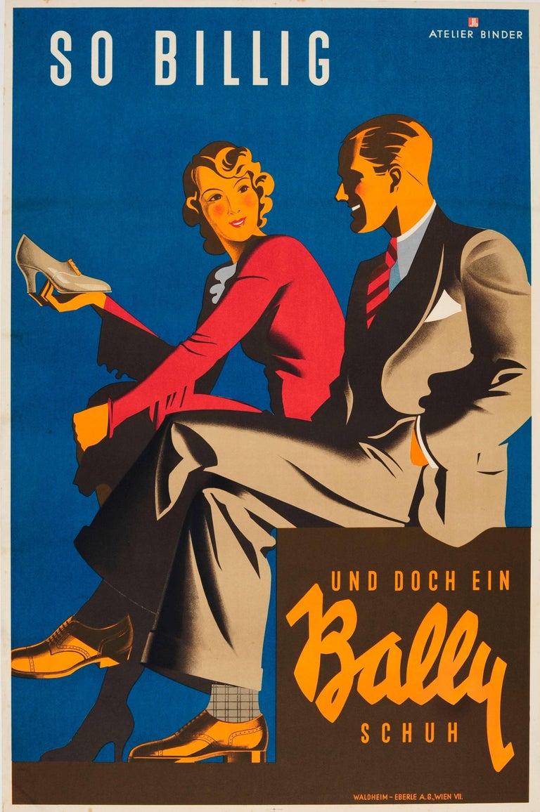 Vintage Art Deco Poster 120