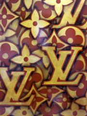 Brown and Gold LV