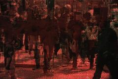 Rush Hour NYC 1