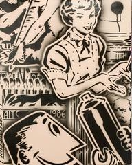 Vintage Art Add (Cappuccino / Black Edition 2)