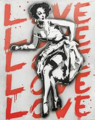 Painting Love (Red Edition)