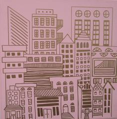 Doodle Cities, Pink