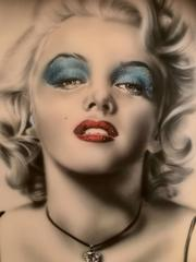 Chanel, Artist Proof, Limited Edition of 5, Marilyn Monroe, Pop Portraiture.