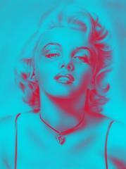 Chanel No 12, Digital Print, Artist Proof, Limited Edition of 5. Diamond Dust
