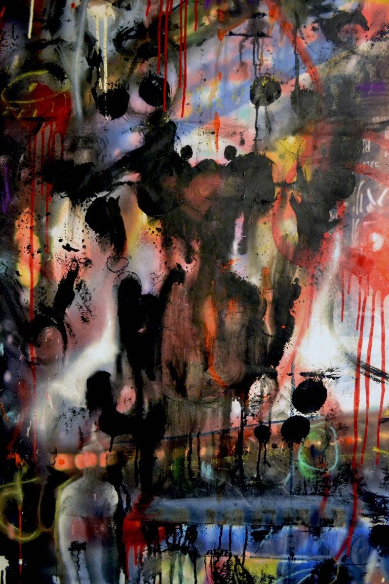 David Chevtaikin Abstract Print - Eye In The Sky