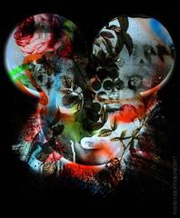Mickey Girl – Pop Graffiti / Color