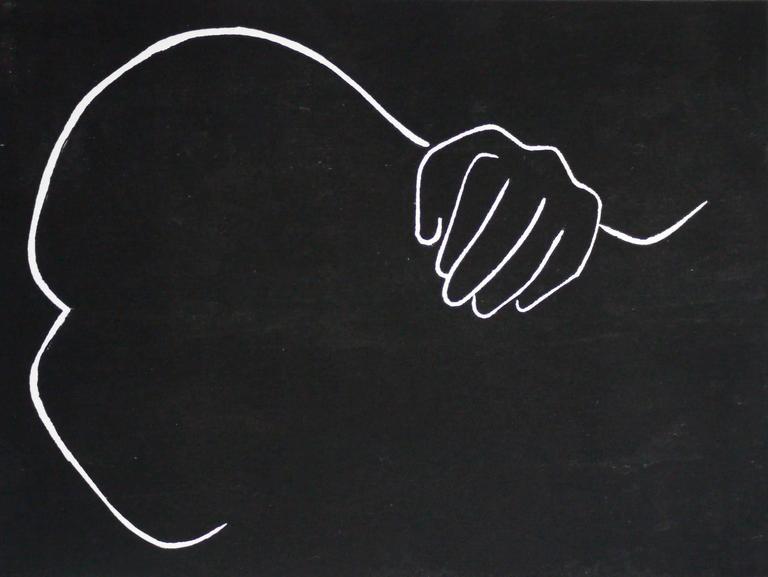 Aimée Elizabeth Parker Figurative Art - Hold me