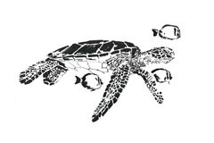 Love me Save Me, TURTLE; portion of proceeds benefit WWF, signed and dedicated