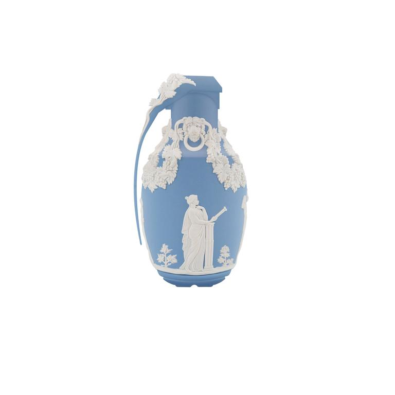 Pompeii Blue Grenade