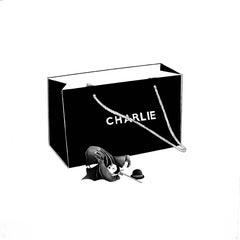 Charlie Bag, Black