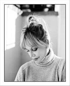 Melanie Griffith Black and White photography Limited edition of 10 Signed