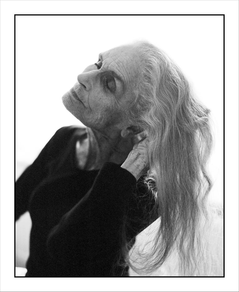 Alistair Guy Black and White Photograph - Daphne Selfe Black and White photography Limited edition of 10 Signed