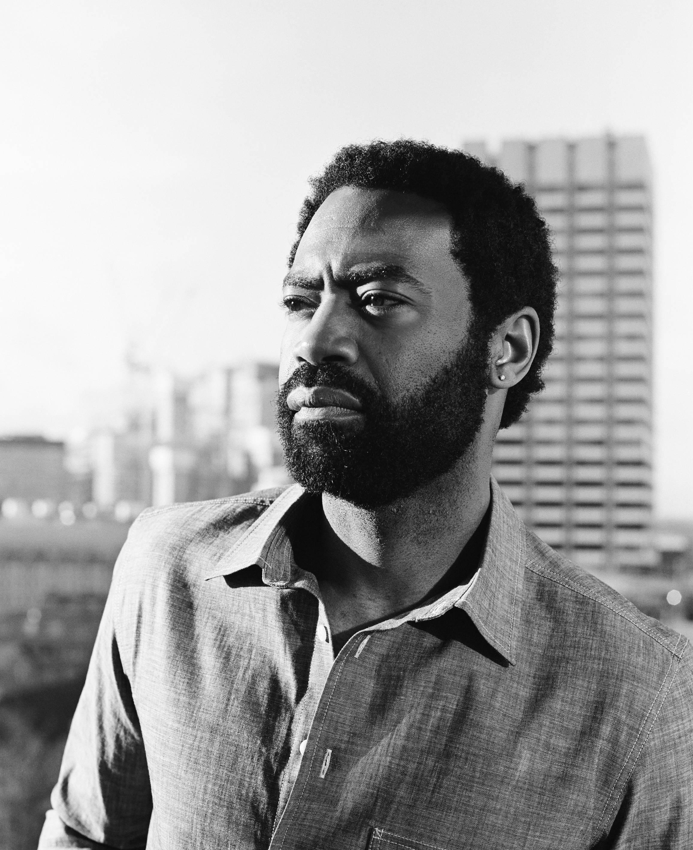 Nicholas Pinnock Contemporary Black and White Photography Limited Edition of 9