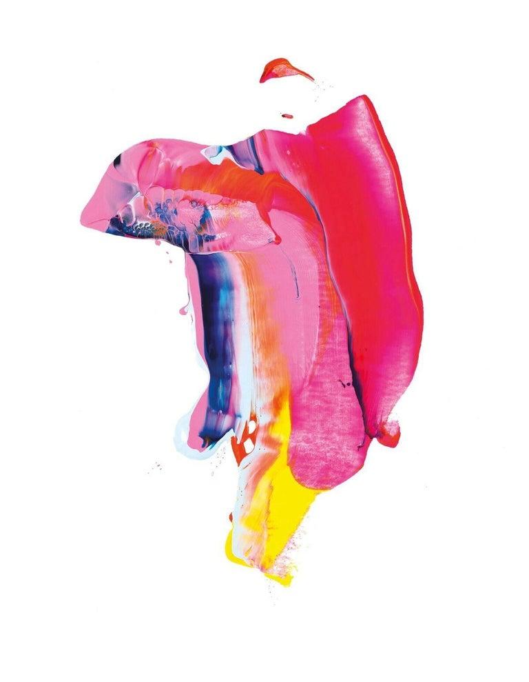 Marit Geraldine Bostad Abstract Painting - Offspring I. Original. Contemporary.