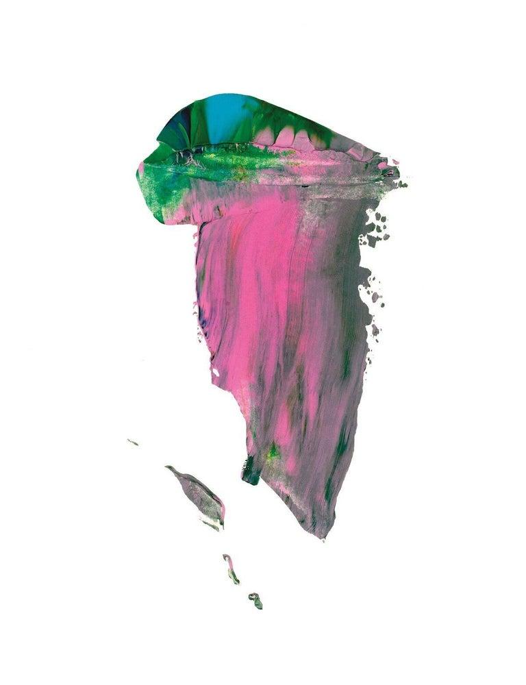 Marit Geraldine Bostad Abstract Painting - Offspring III. Original. Contemporary.