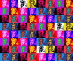 Marilyn Fever Artist Proof Edition of 5 squares, Marilyn, lots of Art