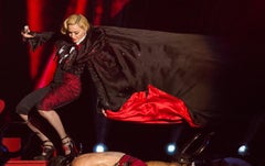 Madonna Fall 'Rock and Sensibility' exhibition signed award winning Ltd Edition