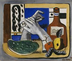 Homage to Fernand Léger