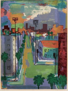 Gower Street, Los Angeles