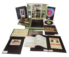 MARCEL DUCHAMP: Museum in a Box. From or By Marcel Duchamp or Rrose Selavy
