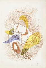 ERNST, Max. Max Ernst (Comprised of the Two Signed Lithographs)