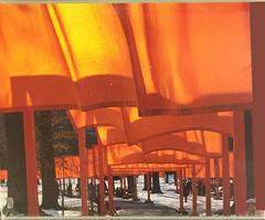 CHRISTO and JEANNE-CLAUDE: The Gates, Central Park, New York City 1979-2005