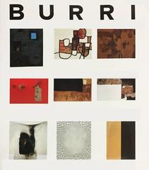 BURRI: Contributi al Catalogo Sistematico.