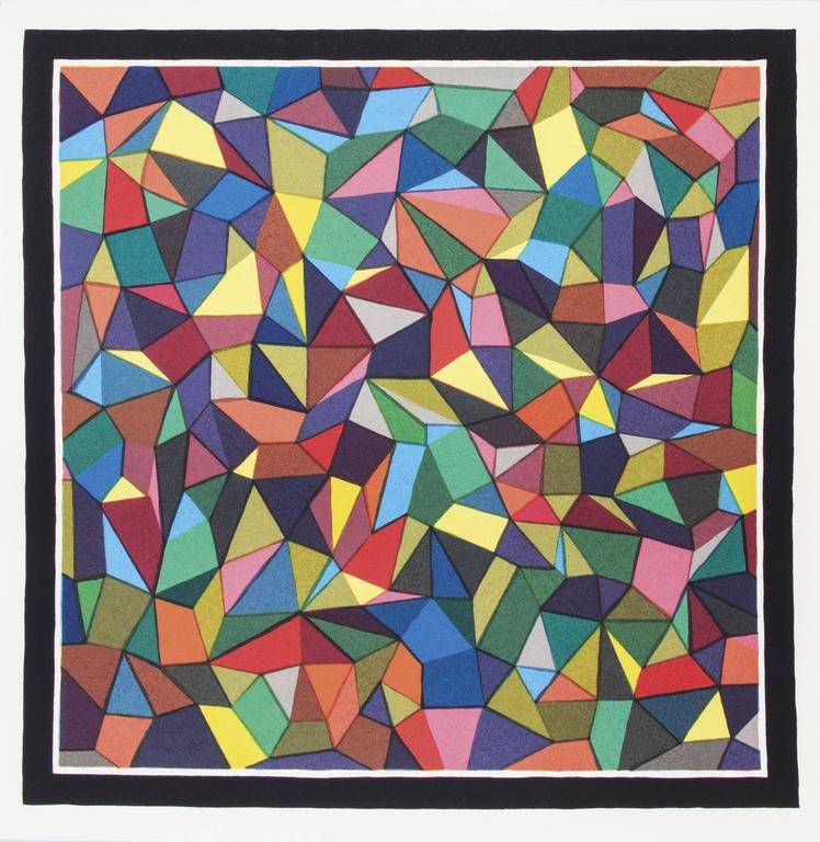 Sol LeWitt Abstract Print - LEWITT, Sol. Complex Forms.