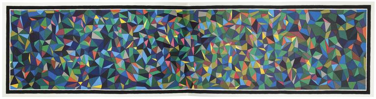 LEWITT, Sol. Complex Forms. - Abstract Geometric Print by Sol LeWitt