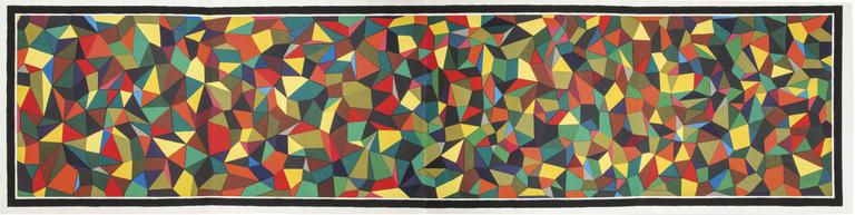 LEWITT, Sol. Complex Forms. - Gray Abstract Print by Sol LeWitt