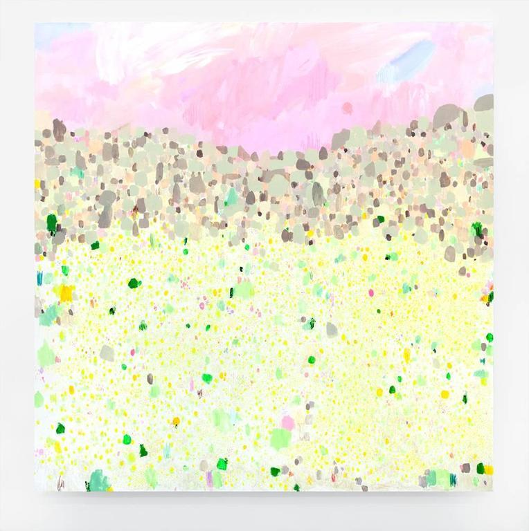Anouk, Kenton Parker, Abstract, Acrylic, Oil, Crayon, Color, Mixed Media