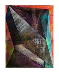Perrenial, Ian Hagarty, 2016, Geometric, Abstract, Dark Colors