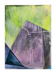 Lemon Seed 01, Ian Hagarty,  Acrylic, Geometric Abstraction