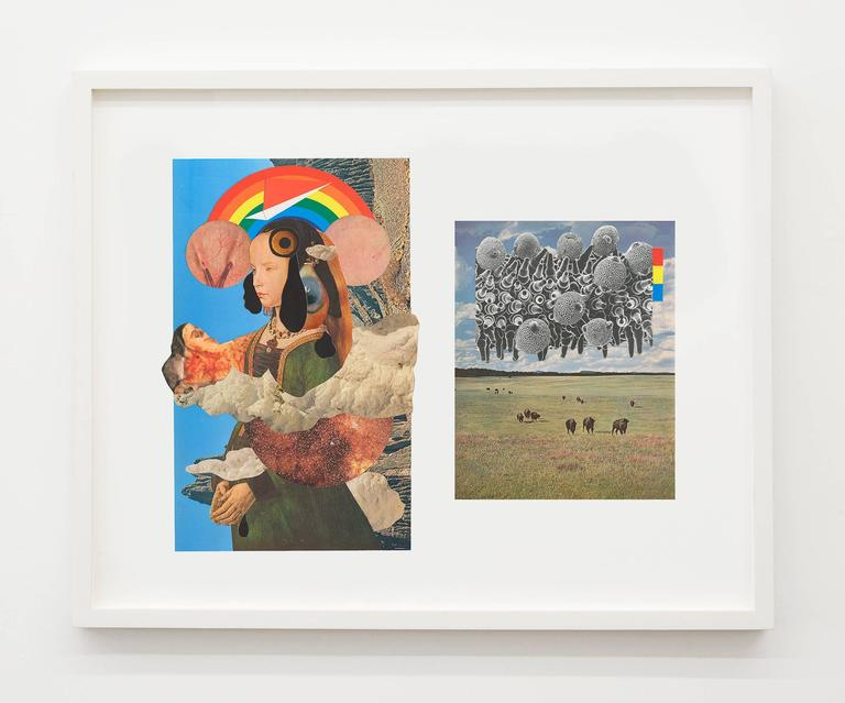 King of worms- Set 1, Ashkan Honarvar, Mixed Media, Figurative, Landscape