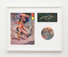 King of worms- Set 2, Ashkan Honarvar, Collage, Figurative, Surrealism