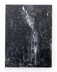 Mine is the Night, Kenton Parker, Acrylic Paint, Oil Paint, Abstract