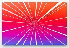 Ghost Tree, Kenton Parker, Geometrical, Abstract, Acrylic Paint, Digital Print