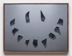 It Works If You Work It, Brian Robertson, Raw Walnut Artist's Frame, Figurative