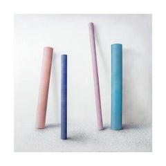 Tubes 14, Ira Svobodova, Figurative, Digital print Epson ultra chrome HDR Stylus