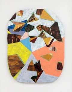 Break the dishes just don't break my heart, Daniel Gerwin, Abstract, Geometric