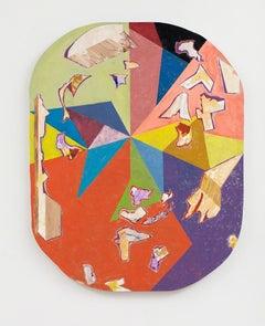 WWMSD (what would Martha Steward Do), Daniel Gerwin, Geometric, Abstract